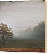Season Of Mists Wood Print