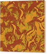 Seasons Series - Fall Wood Print
