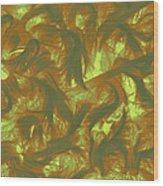Seasons Series - Spring Wood Print