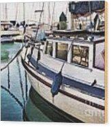 Seaview Study Wood Print
