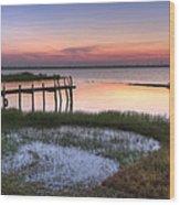 Sebring Sunrise Wood Print