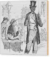 Secession Crisis, 1861 Wood Print