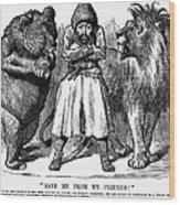 Second Afghan War 1878 Wood Print