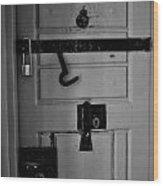 Secure Wood Print