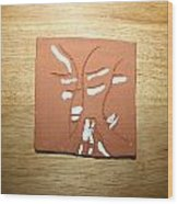 Sentiment 2 - Tile Wood Print