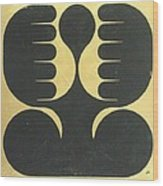 Seraphim Wood Print