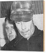 Serial Killer Ed Gein, Plainfeld Wood Print