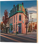 Sewickley 1  Wood Print