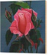 Shades Of Beauty Wood Print