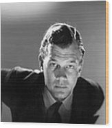 Shadow Of A Doubt, Joseph Cotten, 1943 Wood Print by Everett