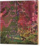 Shadow Of Hope Wood Print