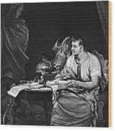 Shakespeare: Julius Caesar Wood Print