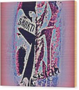 Shakti Sistah 2 Wood Print