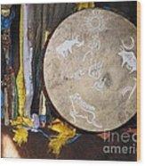 Shaman's Collection Wood Print