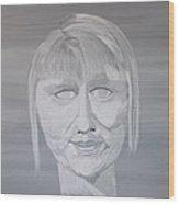 Shamed  Wood Print