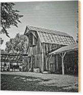 Shiloh Barn Wood Print