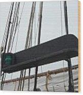 Ship 25 Wood Print