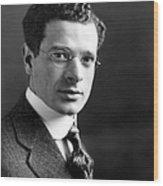Sidney Hillman (1887-1946) Wood Print