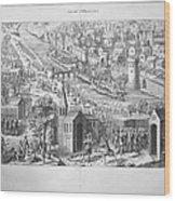 Siege Of Orleans, 1428-1429 Wood Print
