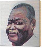 Simon Kimbangu Wood Print