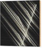 Simply Mathematical Wood Print
