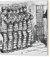 Sing Sing Prison, 1878 Wood Print by Granger