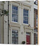 Sir Christopher Wren's Home Wood Print