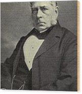 Sir Henry Bessemer 1813-1898, A British Wood Print