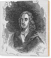 Sir Henry Vane (1613-1662) Wood Print