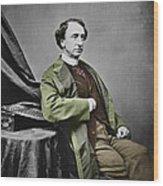 Sir John A. Macdonald Wood Print