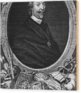 Sir Thomas Roe (c1581-1644) Wood Print