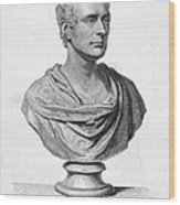 Sir Thomas S. Raffles Wood Print