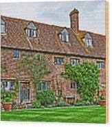 Sissinghurst Castle Wood Print
