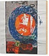 Sketchbook 1  Pg 40 Wood Print