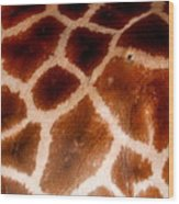 Skin Deep Wood Print