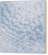 Sky 20 Wood Print
