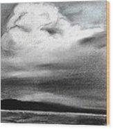Sky IIi Wood Print