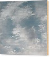 Sky Series - Heavenly Wood Print