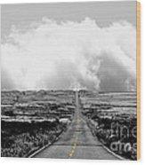 Sky Way Wood Print by Gabriel Calahorra