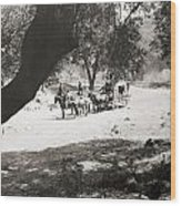 Slam-bang Jim, 1917 Wood Print