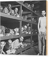 Slave Laborers In A German Wood Print