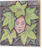 Sleeping Spirit Wood Print
