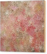 Soft Autumn Colors Wood Print