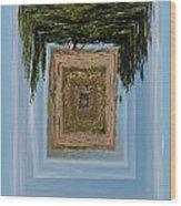 Sorbus Square Wood Print