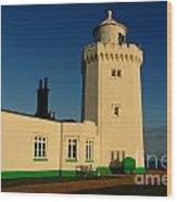 South Foreland Lighthouse Wood Print