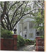 Southern Living Wood Print