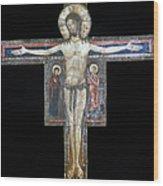 Sozio: Crucifix, 13th C Wood Print