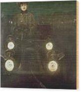 Spain: Automobile, 1909 Wood Print