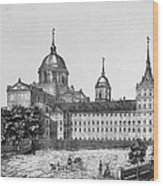 Spain: El Escorial, C1860 Wood Print