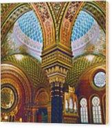 Spanelska Wood Print by John Galbo